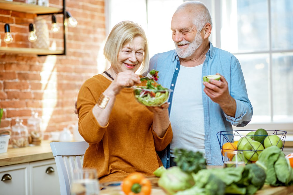 Vital Nutrition for Aging Adult Peoples